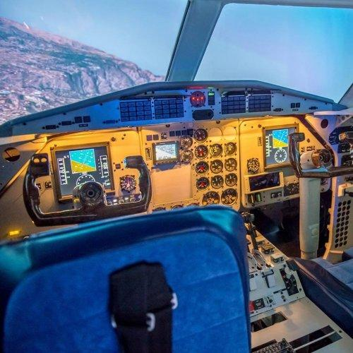 LET L410 Simulator