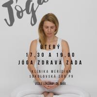 Andrea Špinarová - Jóga Meridian
